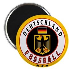 Germany Soccer/Deutschland Fussball Magnet