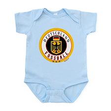 Germany Soccer/Deutschland Fussball Infant Bodysui