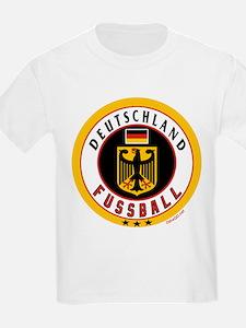 Germany Soccer/Deutschland Fussball T-Shirt