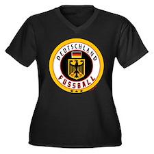 Germany Soccer/Deutschland Fussball Women's Plus S