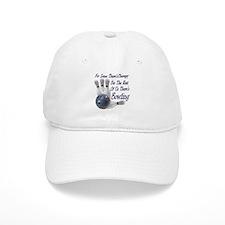 Bowling Therapy Baseball Cap