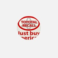 Toyotal Recall Mini Button