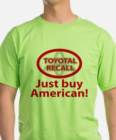 Toyotal Recall T-Shirt
