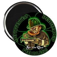 "Irish Firemen 2.25"" Magnet (10 pack)"