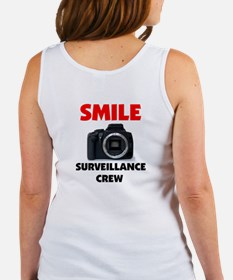 SMILE I'VE GOT YOUR PHOTO Women's Tank Top