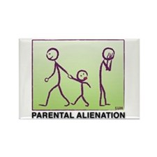 Don't Erase A Loving Parent MAGNET