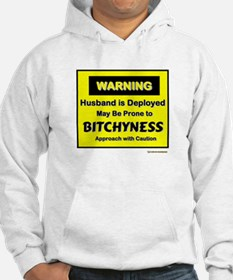 Approach with Caution Hoodie