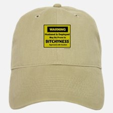 Approach with Caution Baseball Baseball Cap