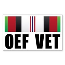 Operation Enduring Freedom (OEF) Decal