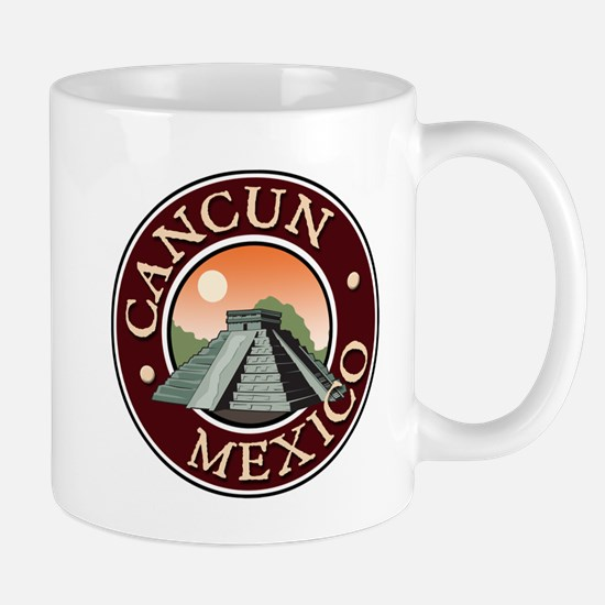 Cancun Large Mugs