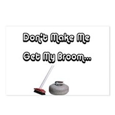Don't Make Me... Postcards (Package of 8)