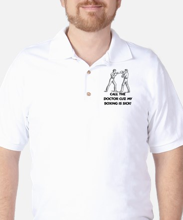 Call the Doctor Golf Shirt