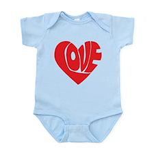 Love (red) Onesie