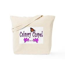 Cool Chapel Tote Bag