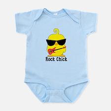 Rock Chick Infant Bodysuit