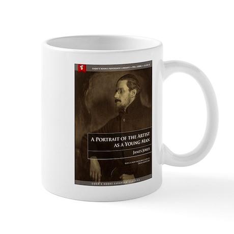 Joyce - Portrait Mug