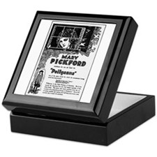 Mary Pickford Pollyanna Keepsake Box