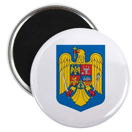 Romania Coat of Arms Magnet