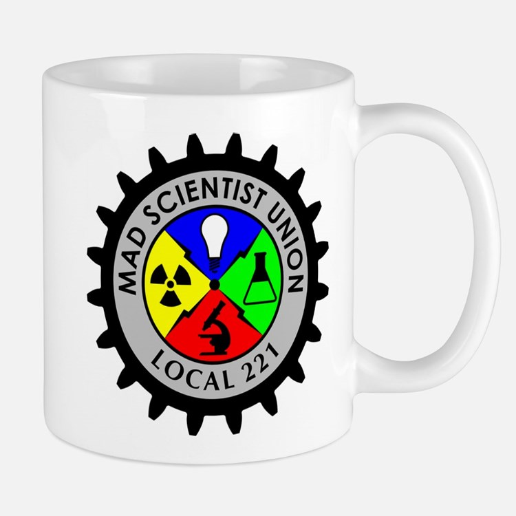 Mad Scientist Union Small Small Mug