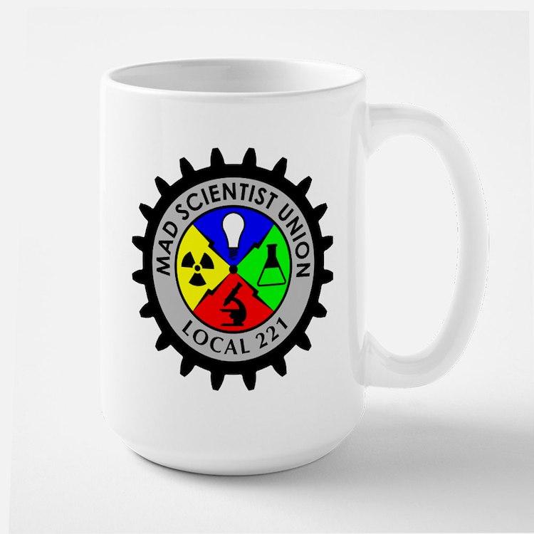 Mad Scientist Union Ceramic Mugs