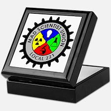 Mad Scientist Union Keepsake Box