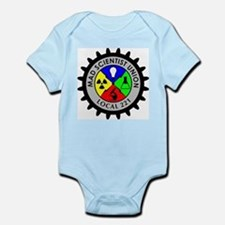 Mad Scientist Union Onesie