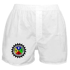 Mad Scientist Union Boxer Shorts