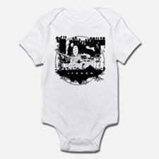 Island LOST White Infant Bodysuit