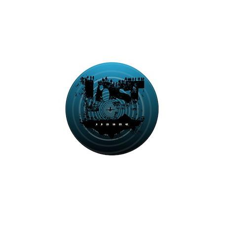 Lost Island Mini Button