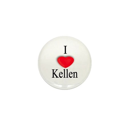 Kellen Mini Button (100 pack)