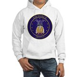 Air force rotc Light Hoodies