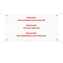 Revolution Banner