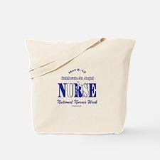 National Nurses Week Tote Bag