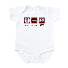 Eat Sleep Glenn Beck Infant Bodysuit