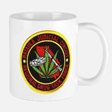 Pataula Drug Task Force Mug