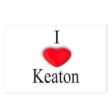 Keaton Postcards (Package of 8)