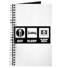 Eat Sleep Glenn Beck Journal