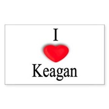 Keagan Rectangle Decal