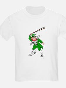 leprechaun png T-Shirt