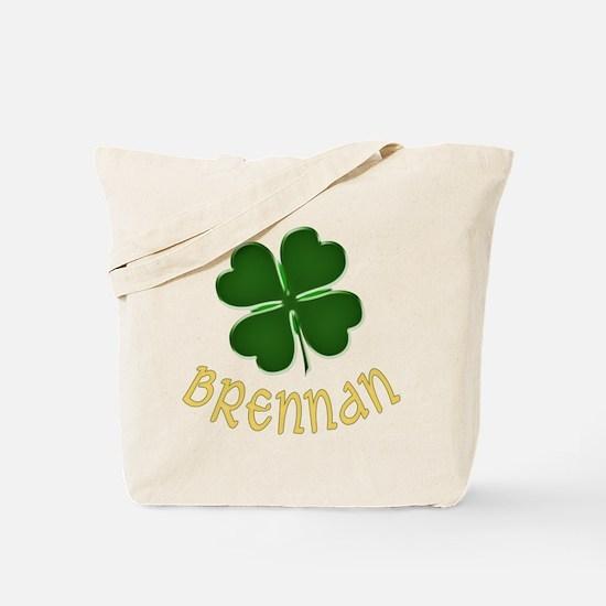 Irish Brennan Tote Bag