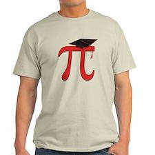 Red Pi Grad T-Shirt