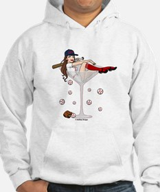 Boston Girl Martini Hoodie