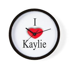 Kaylie Wall Clock