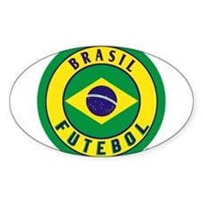 Brasil Futebol/Brazil Soccer Decal