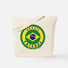 Brasil Futebol/Brazil Soccer Tote Bag