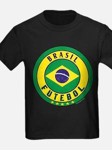 Brasil Futebol/Brazil Soccer T