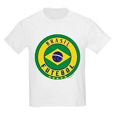Brasil Futebol/Brazil Soccer T-Shirt
