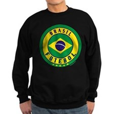 Brasil Futebol/Brazil Soccer Sweatshirt
