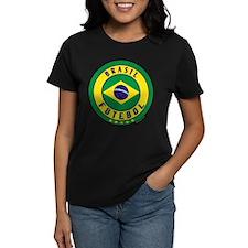 Brasil Futebol/Brazil Soccer Tee