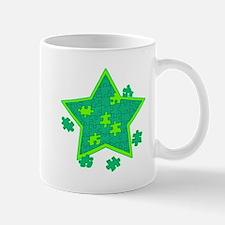 Cute Puzzle pieces Mug